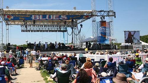 Chesapeake Bay Blues Festival photo