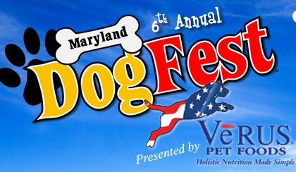 Maryland DogFest Logo