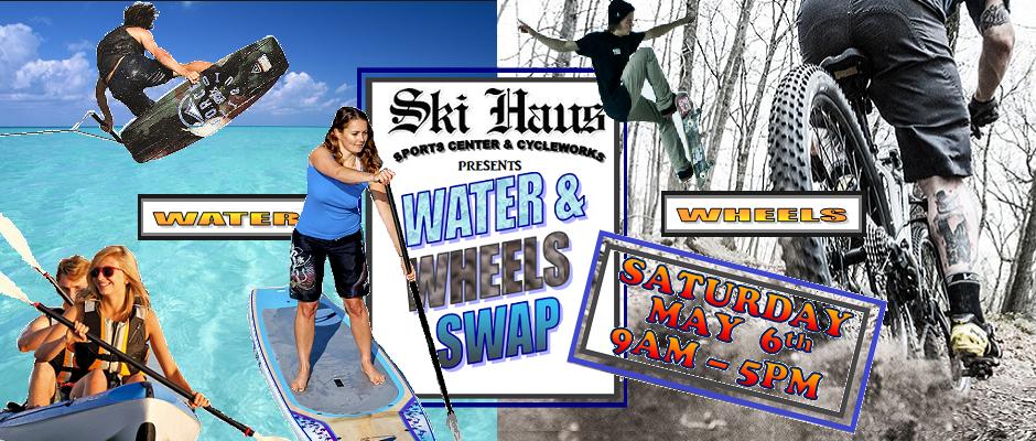 Water & Wheels Yard SALE