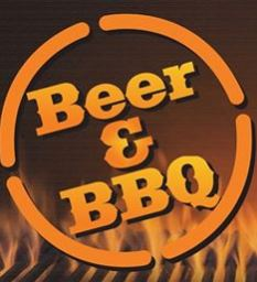 Beer and BBQ Stroll logo