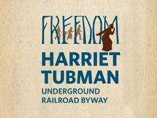 Harriet Tubman Underground Railroad Byway logo