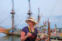 Elise Phillips Paints Annapolis