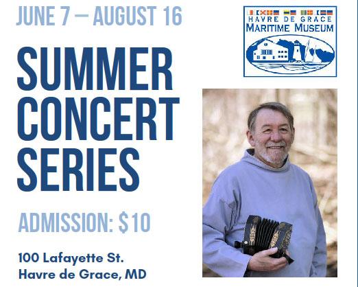 Summer Concert Series poster