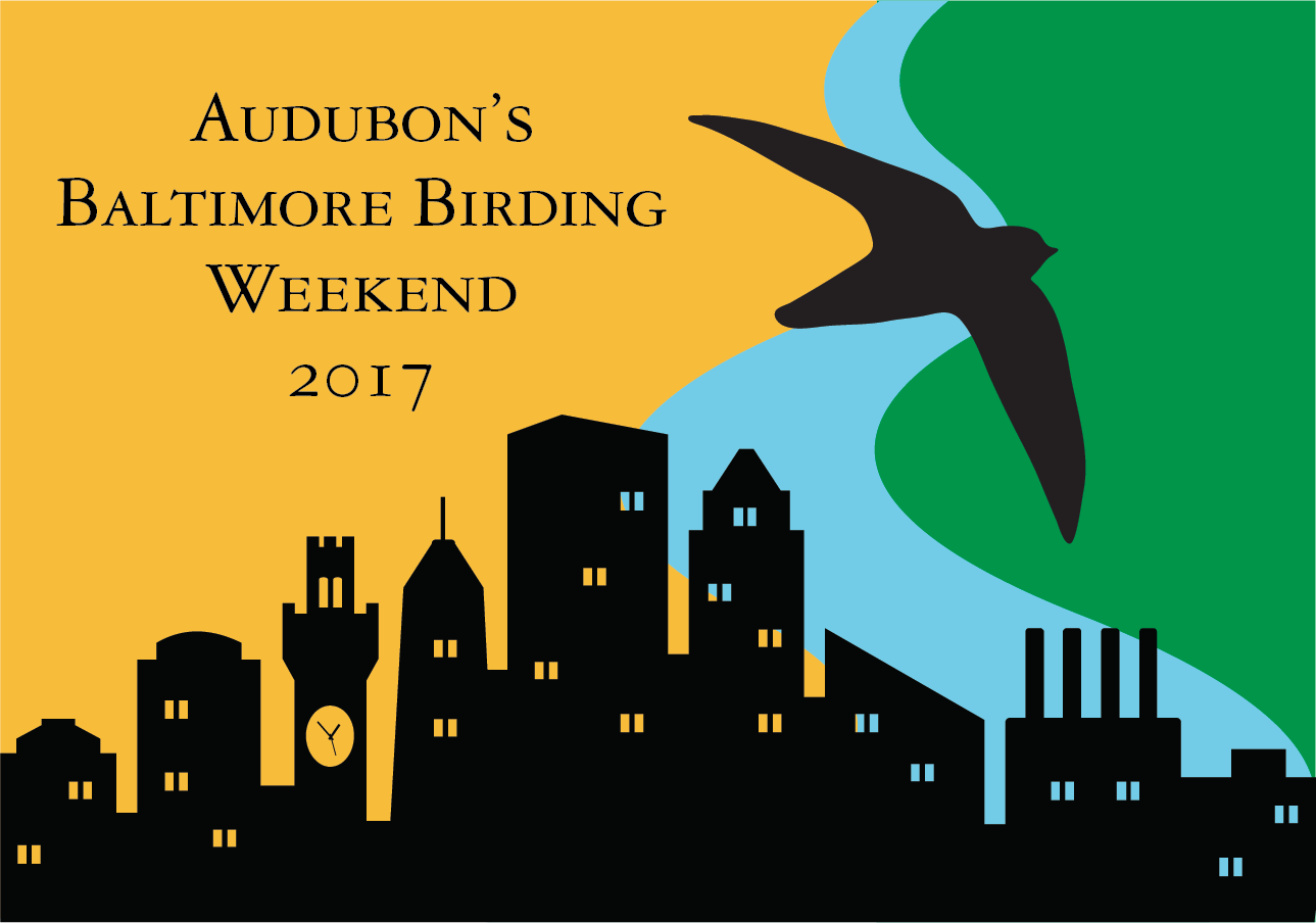 Baltimore Birding Weekend event logo