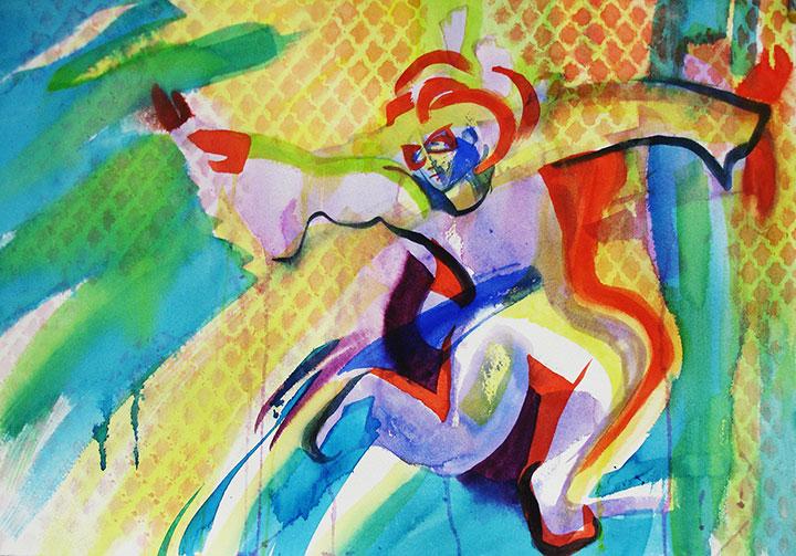 Dance, by Diana Marta