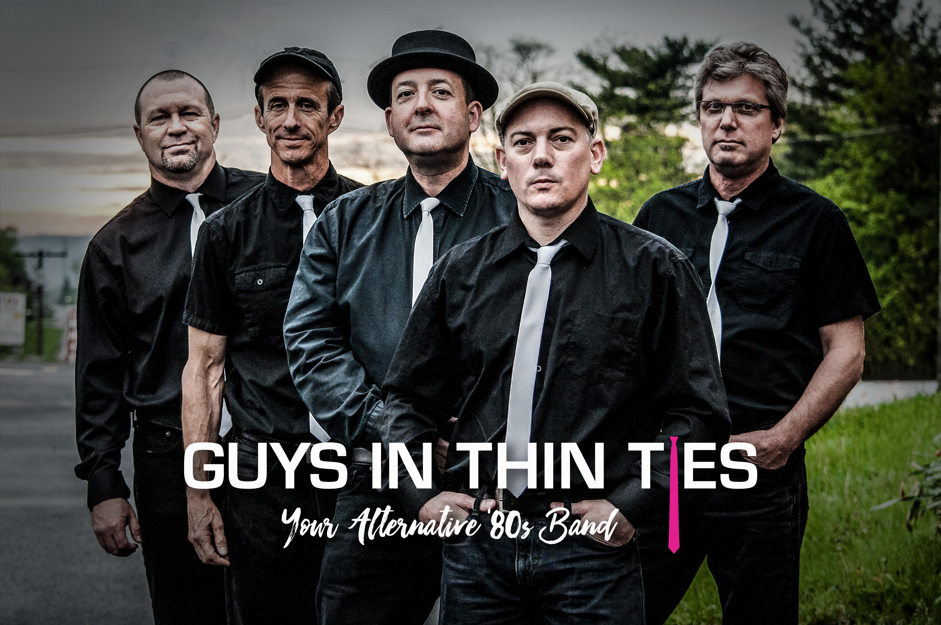 Guys in Thin Ties