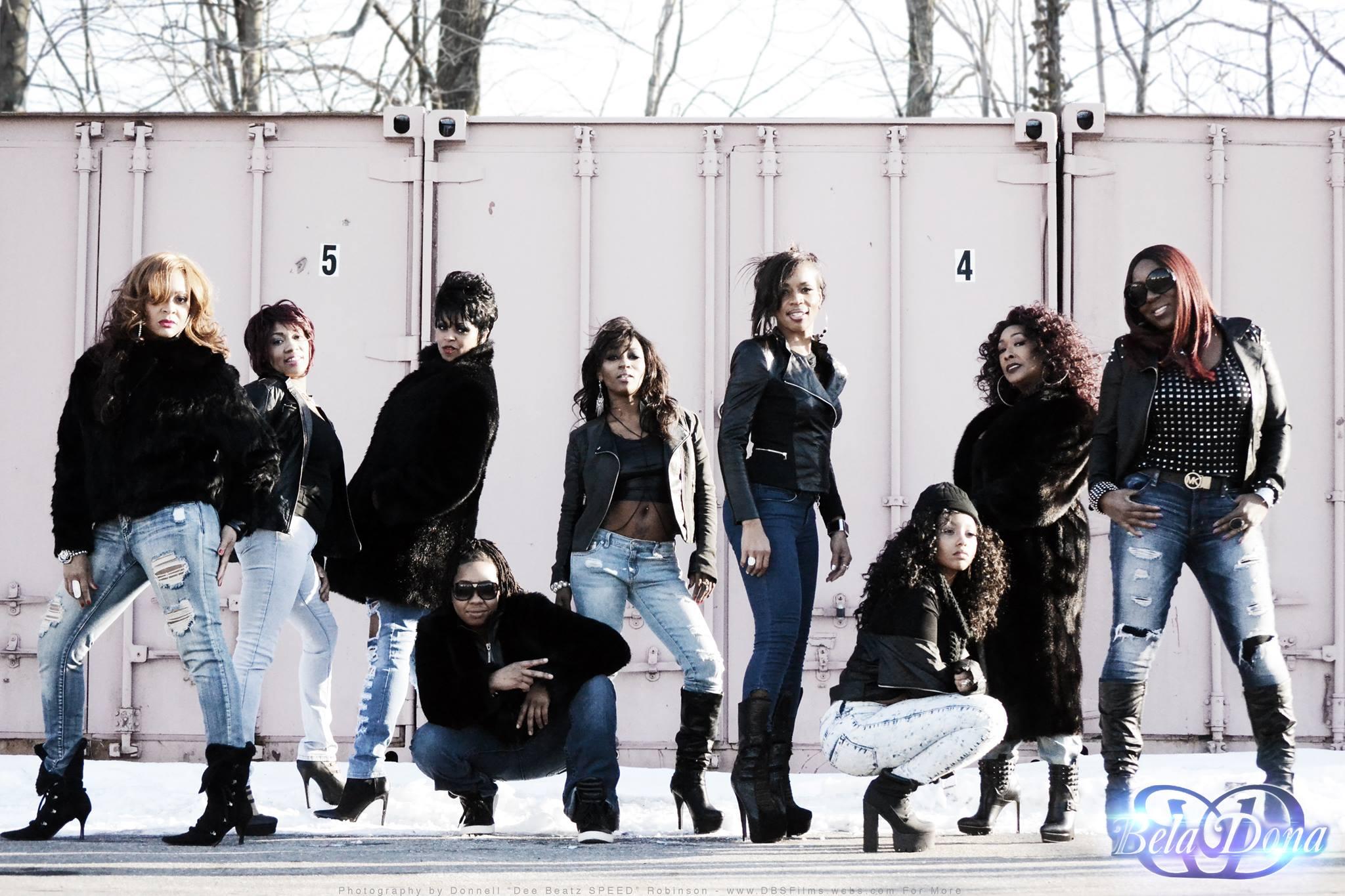 Be'la Dona Group Photo