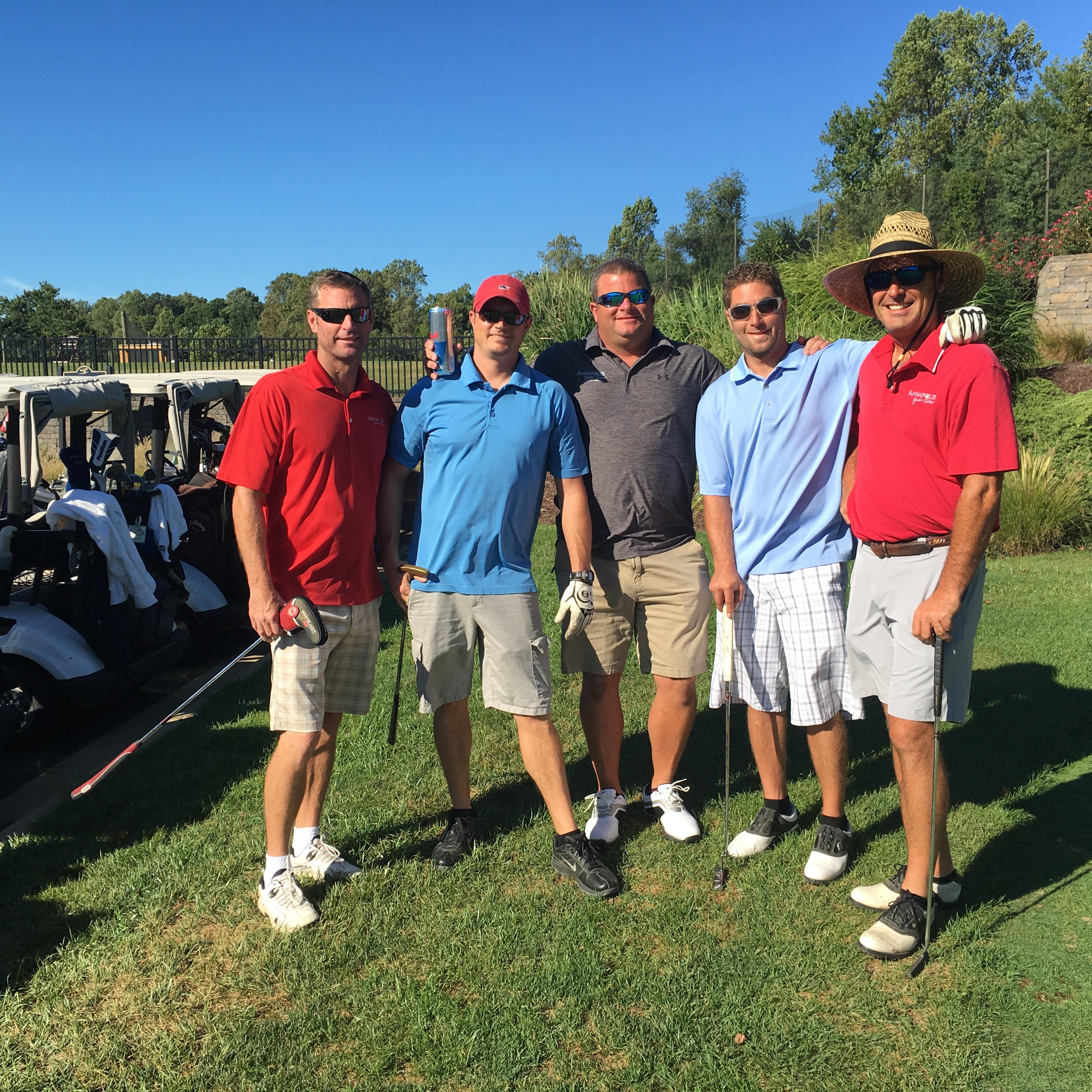 12th Annual Bay-CSS Golf Tournament