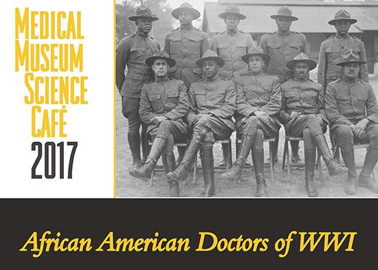 Medical Museum Science Café Sept poster