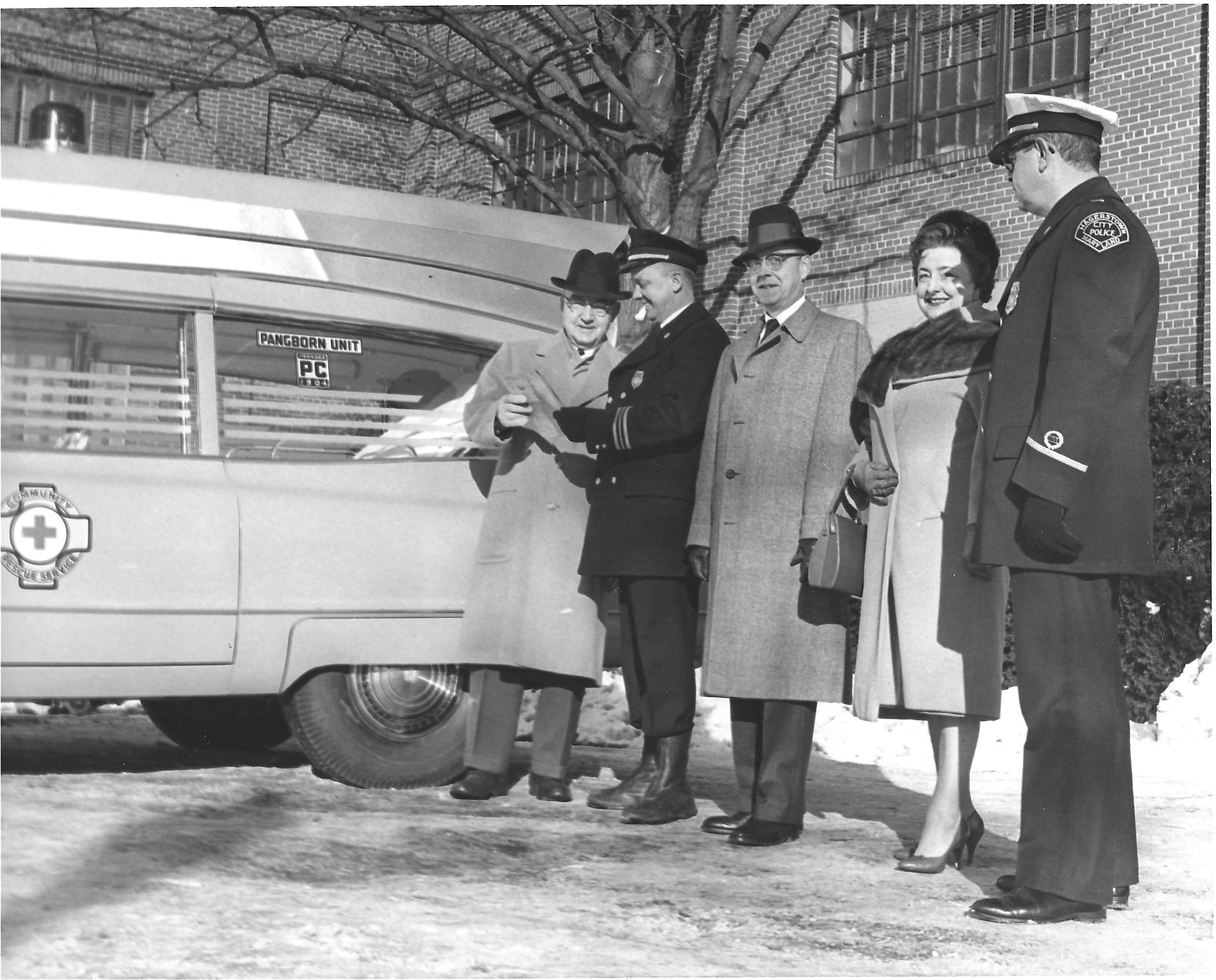 Washington County Ambulance Corps