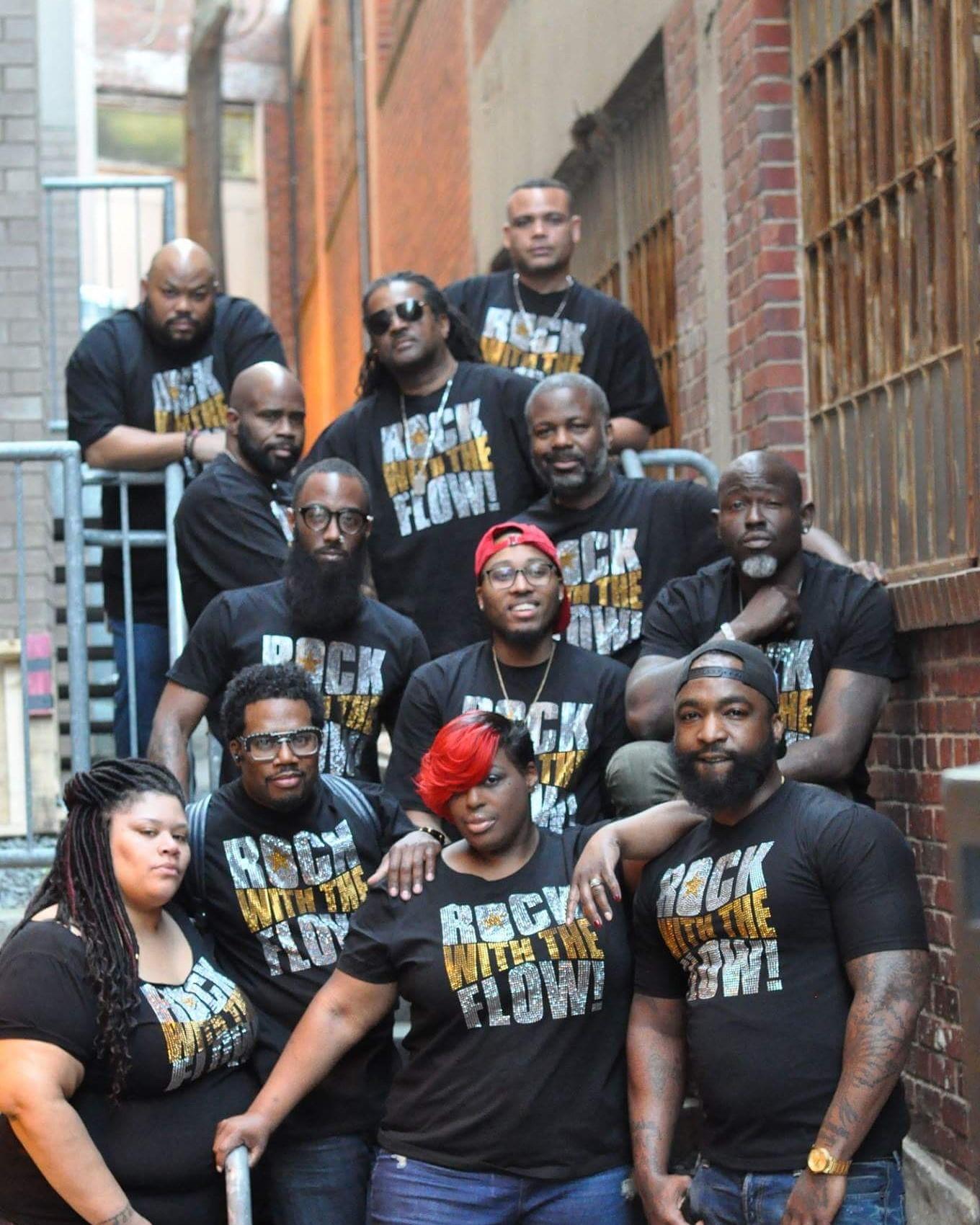 Neo-soul group Let It Flow