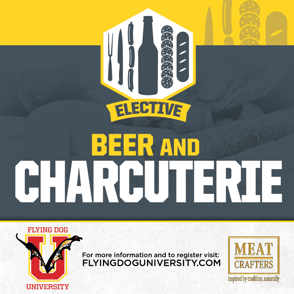 Flying Dog Univ Beer & Charcuterie Pop-Ups