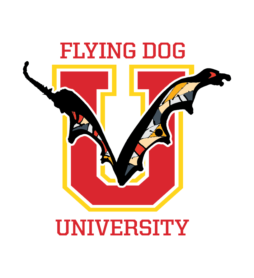 Flying Dog University Logo