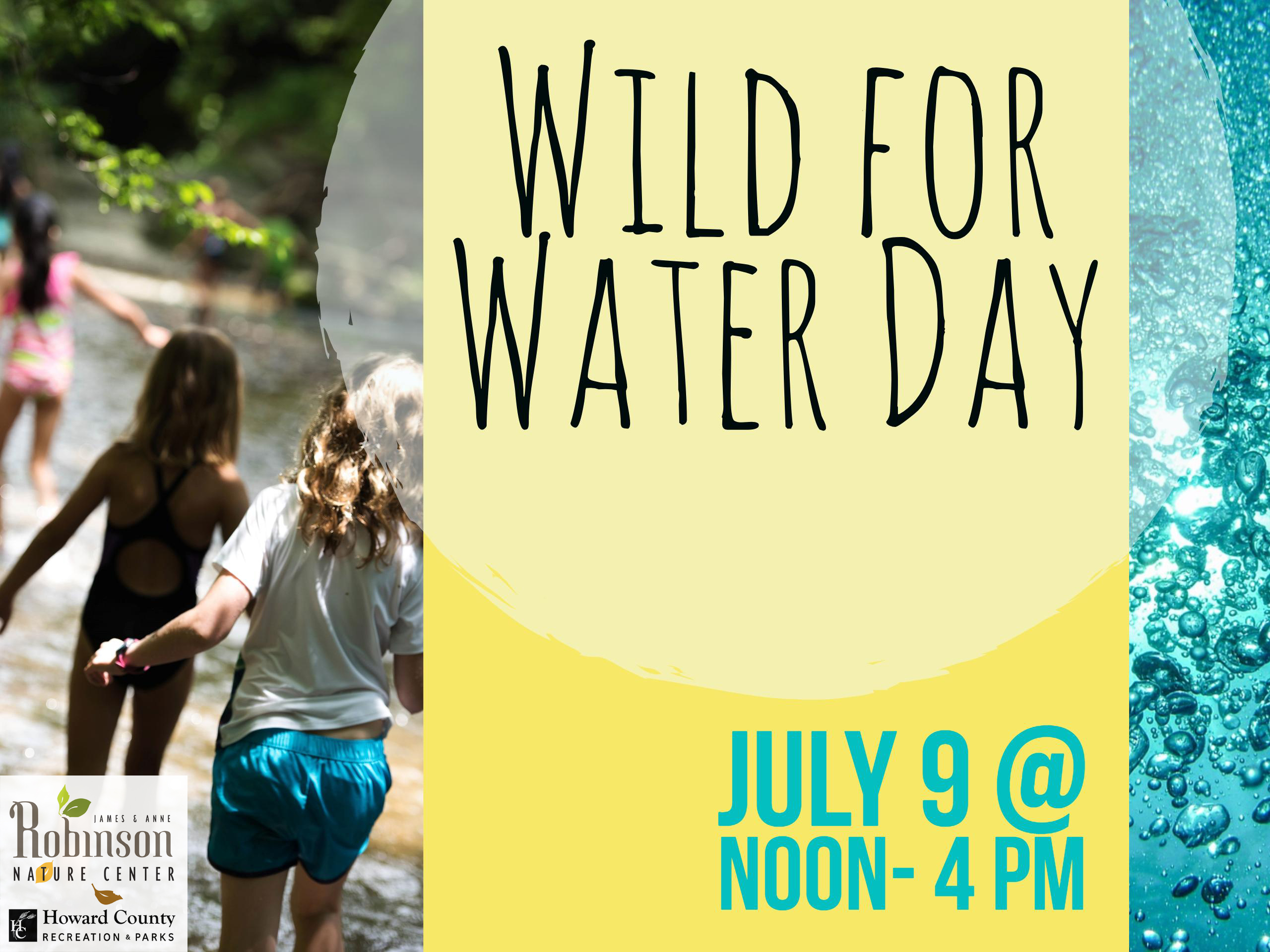 Wild for Water Day