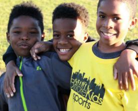 Photo of Volo City Kids Foundation participants
