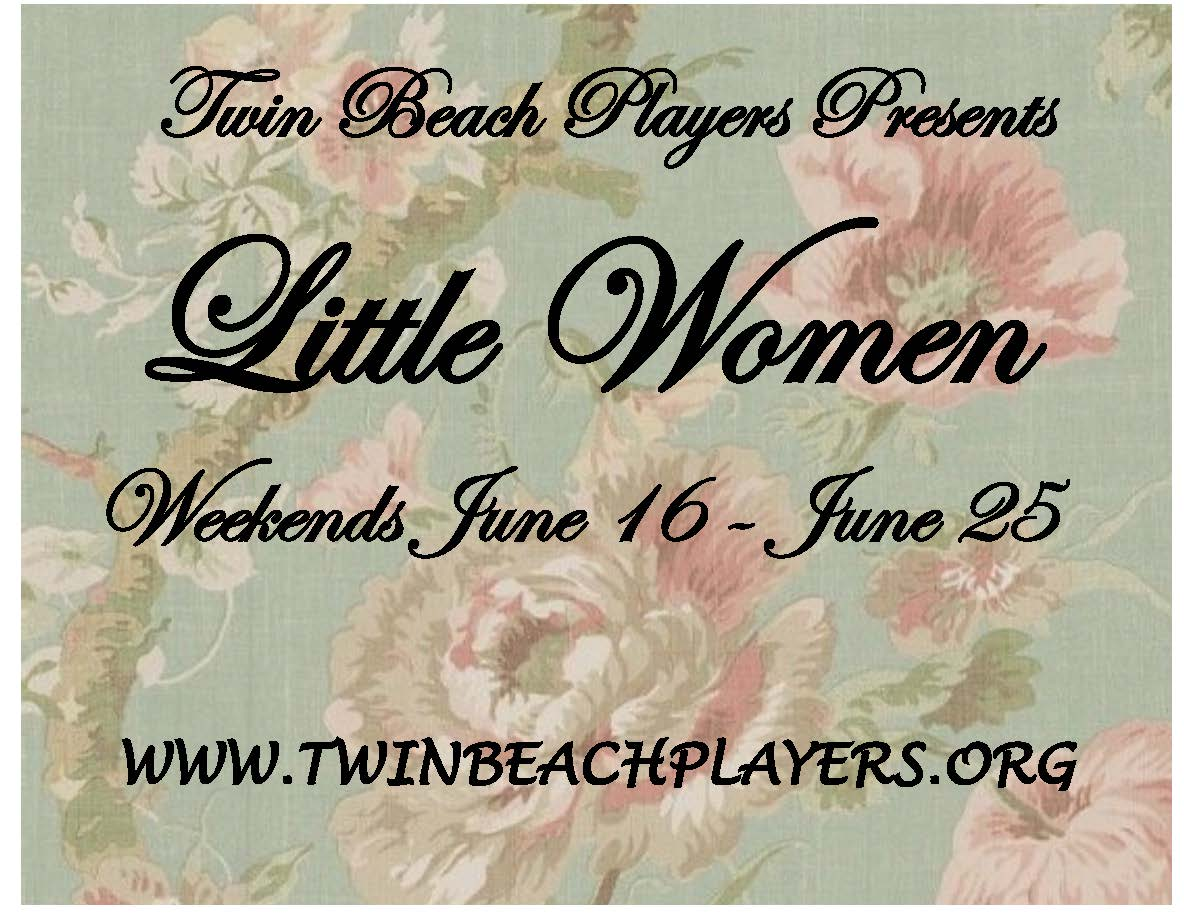 Twin Beach Players presents Little Women