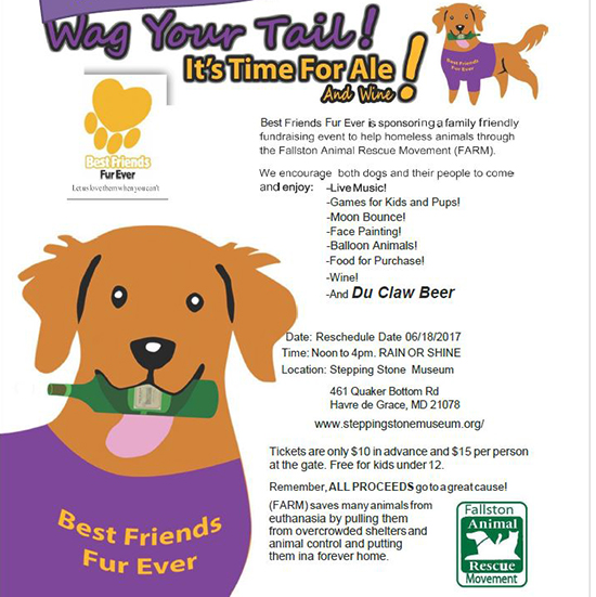 Wag Your Tail poster