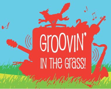 Ladew Gardens' Groovin' in the Grass logo