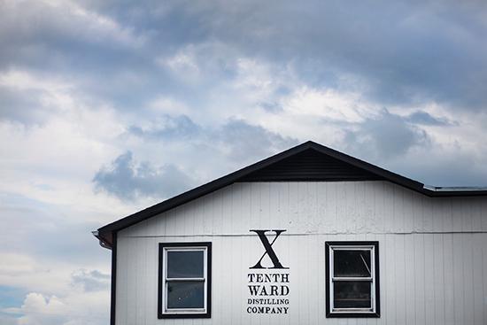 Photo of Tenth Ward Distilling Company