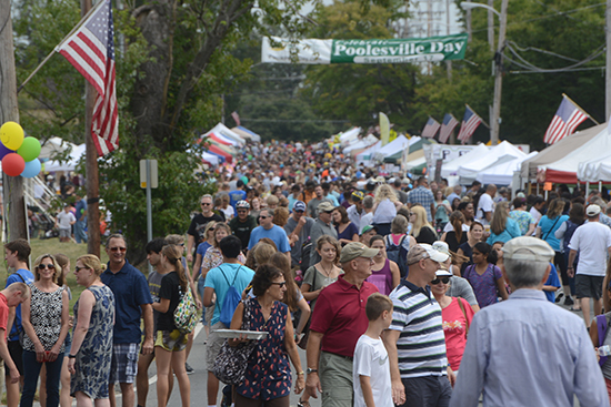 Poolesville Day Festival Photo