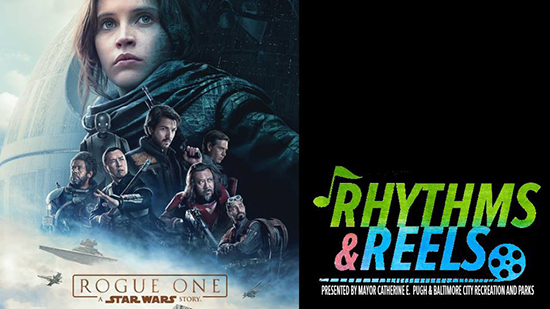 Rhythms and Reels - Rogue One-A Star Wars Story