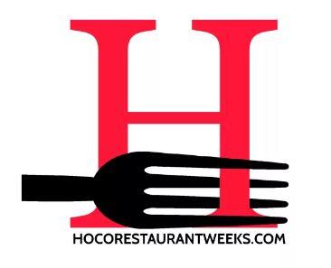 Howard County Restaurant Weeks logo