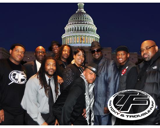 Troublefunk in Washington D.C.
