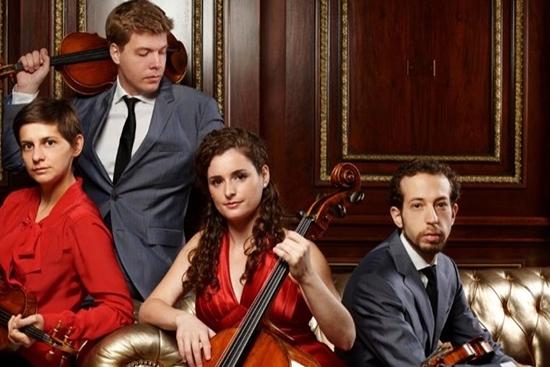 photo of The Ariel Quartet