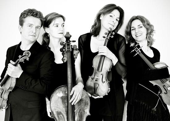 Tetzlaff Quartet, guided by violinist Christian Tetzlaff