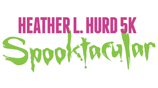 Heather L. Hurd 5K Spooktacular logo