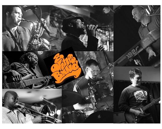 Images of 8 Ohms performing Reggae Funk