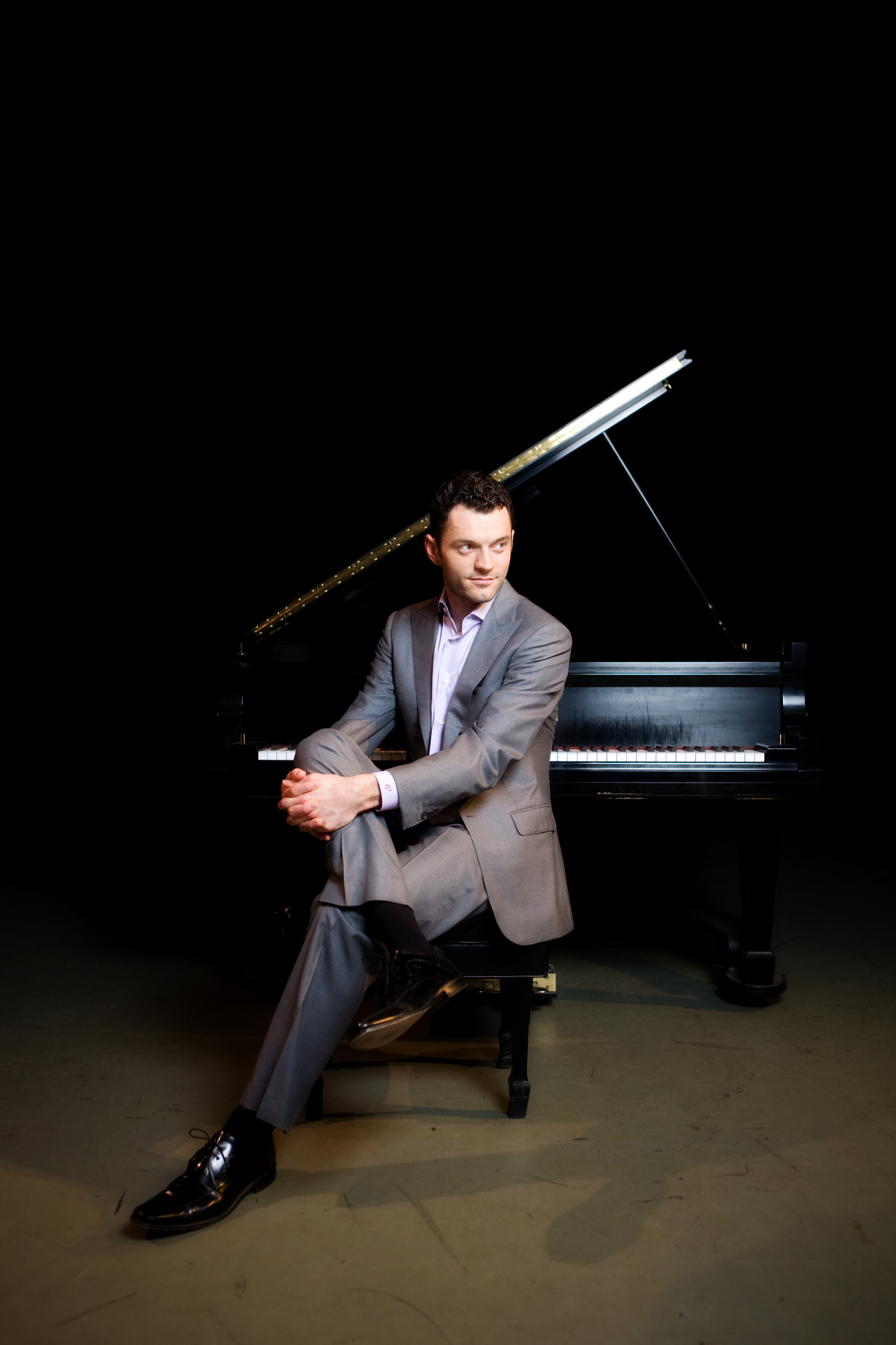Steven Vanhauwaert, Pianist