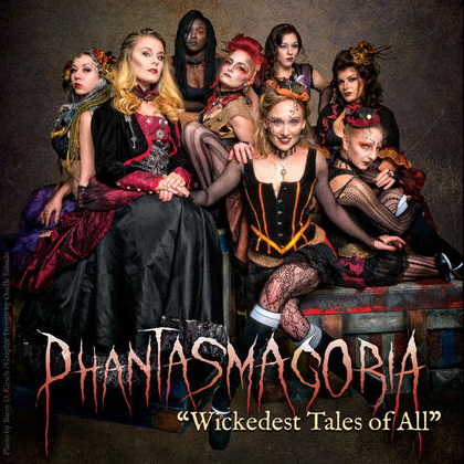 Phantasmagoria's 'Wickedest Tales of All' poster