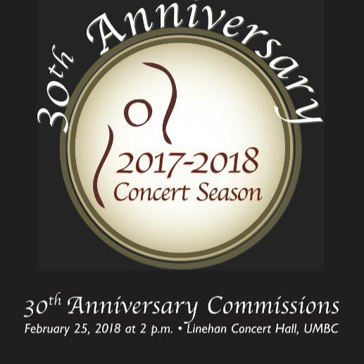BCGS 30th anniversary logo