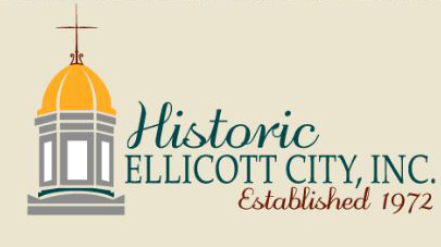 logo for Historic Ellicott City