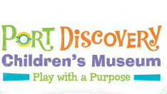 Logo for Port Discovery Children's Museum