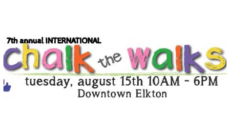 Chalk the Walks logo