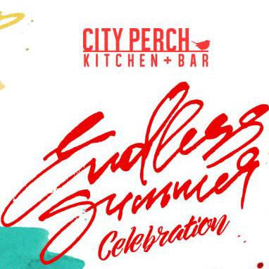 City Perch Kitchen and Bar Endless Summer logo