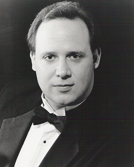 Photo of Jeffrey Fahnestock, tenor
