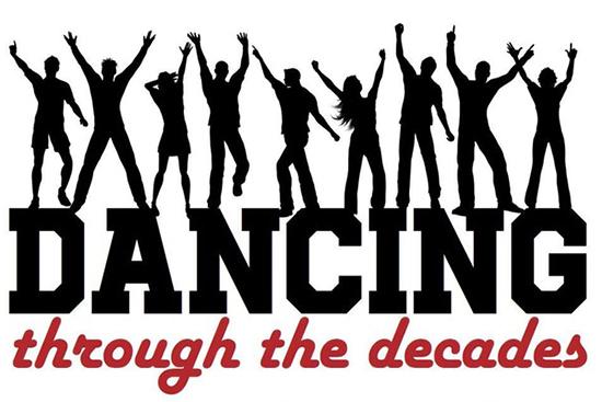 Dancing through the Decades poster