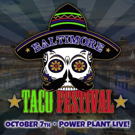 Baltimore Taco Festival poster
