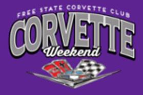 Corvette Weekend logo