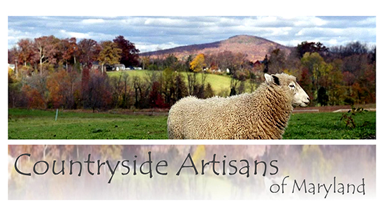 Poster for Countryside Artisans of Maryland