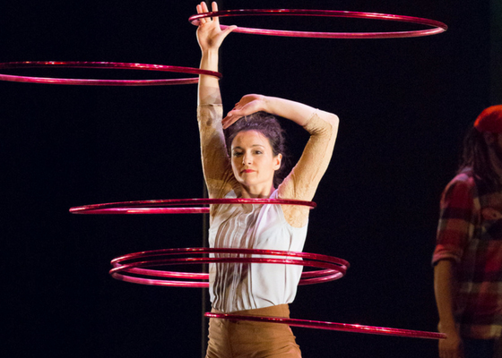image of a performer from Flip Fabrique