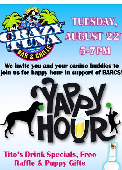 Yappy Hour poster