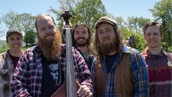 Frederick Music Showcase, Vol. 4 band members