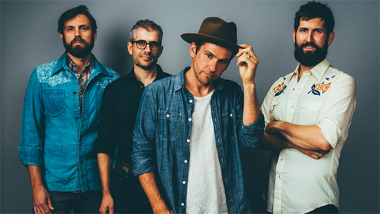 Photo of the Steel Wheels Band