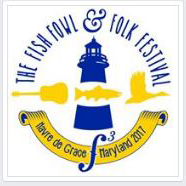 Fish, Fowl and Folk Festival logo