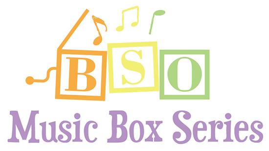 BSO Music Box Series Logo