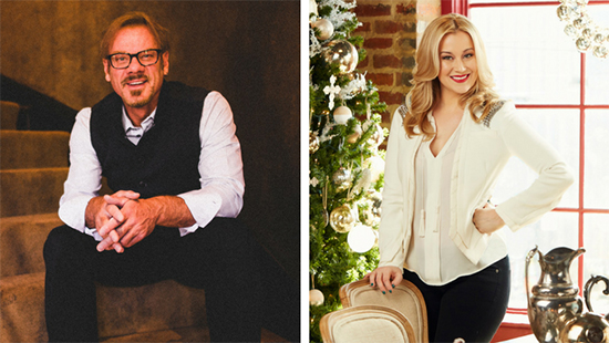 Phil Vassar & Kellie Pickler.